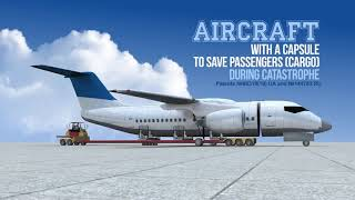New airplane and passangers safety technology