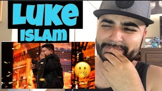 Reacting to Luke Islam America's Got Talent Audition