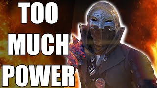 THIS IS TOO MUCH POWER! (Elder Scrolls Online MagDK PvP)