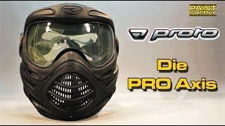 Маска Proto Axis Pro Black