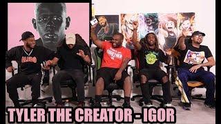 Tyler The Creator - Igor Full Album Reaction/Review
