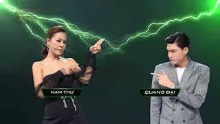 Nam Thư lợi hại, gặp Quang Đại thông minh | NHANH NHƯ CHỚP | MÙA 2 - TẬP 25 | 14/9/2019 #NNC
