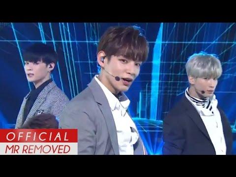 [MR Removed] 170303 VICTON (빅톤) - EYEZ EYEZ @KBS Music Bank
