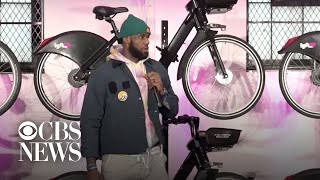LeBron James surprises teens at YMCA