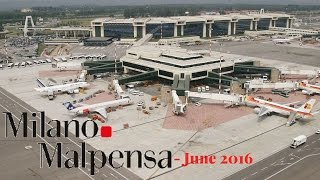 Milan Malpensa Airport Gopro HD | Milan | Italy | 12th June 2016 |