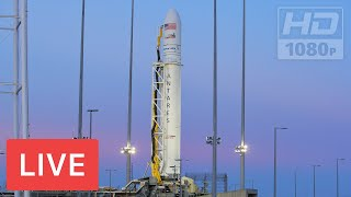 WATCH LIVE: Northrop Grumman to Launch Antares 230 ISS supply mission  #CygnusCRS #NG-11 @16:46 EST