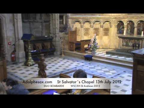 WSCXVI DUO BOMBARDE   Violin Concerto in Eb by antonio Vivaldi