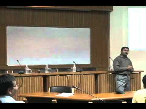 Project Management in eGovernance by Mr. Pankaj Sharma (Part 1of 2)