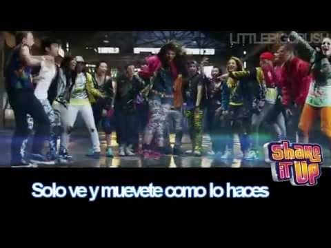 Watch Me - Shake It Up (Traducida al Español) - Hot Rush