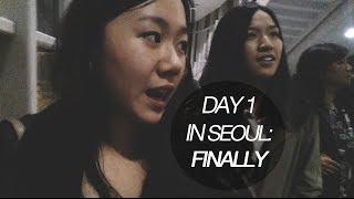 [KOREA TRIP] Day 1 - FINALLY - December 24, 2013 - MDN