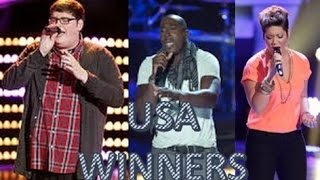 All WINNERS Blind Auditions | Season 1-10 | The Voice USA
