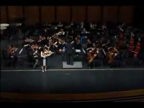 Karine's Violin Lessons - Michelle's Violin Concerto in E Minor (Full)