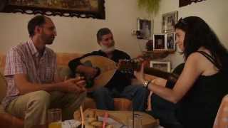 Fernando Perez - Greek music for guitar, The Making... (Greece)