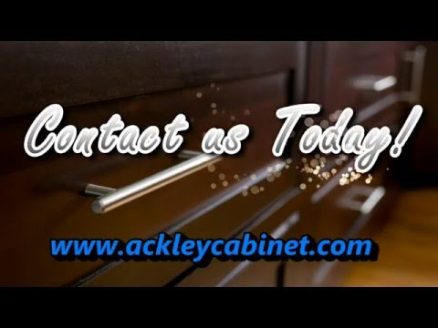 Ackley Cabinet |  New Canaan CT Project Completion