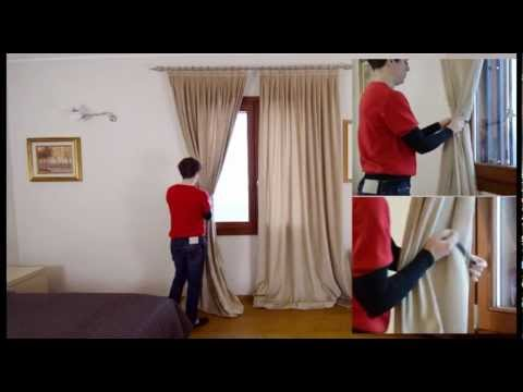 Bb Line Usa Presents How To Use Curtain Magnetic Clips