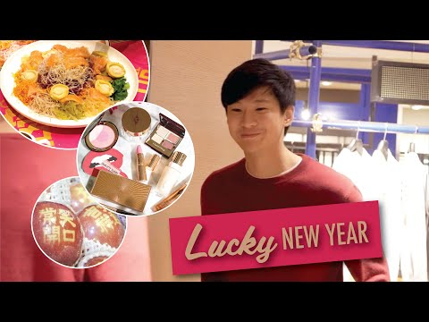 Featuring celebrity influencer Richard Juan and Feng Shui Master Kelvin Poon, Harbour City shines a new light on Chinese New Year with eight things that everyone can do to boost their luck.