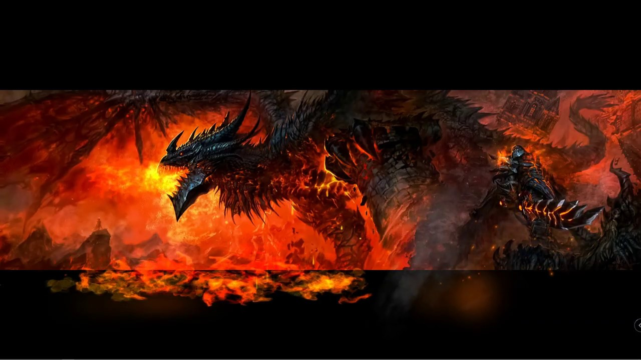 Cataclysm Animated Wallpaper