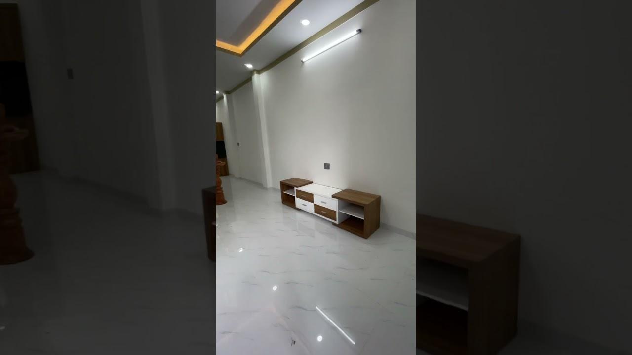 Nhà Mới, 1 mê TC 4,5*20m, hẻm Mai Thị Lựu, nhiều lô khác video