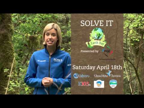 SOLVE IT for Earth Day 2015