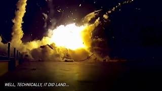 SpaceX failure compilation