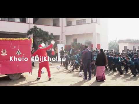 Cosco's #TruckFullOfJoy Campaign spreading the #KheloDilKholKe Theme for the Children this New Year