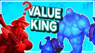 Hearthstone: King of Value