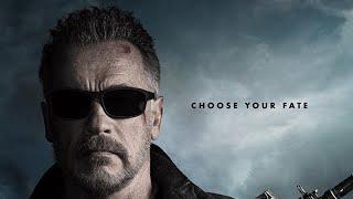 Arnold Schwarzenegger Old T-800 Terminator Dark Fate