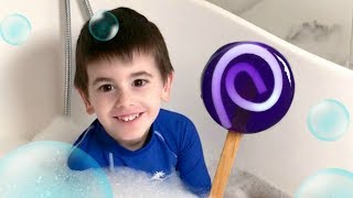 Bath Song + More Nursery Rhymes & Kids Songs