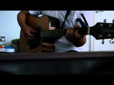无颜翻唱 曹格 两只恋人 吉他弹唱