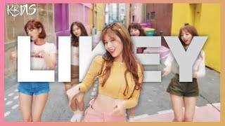 TWICE - LIKEY (but everytime they slay, it gets faster)