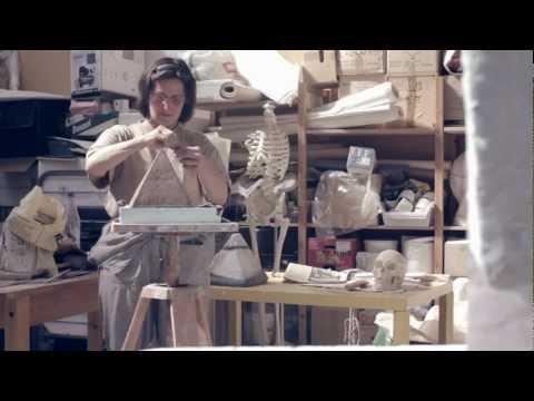 """Sculptor - Merete Sejersted Bødtker - """"Process"""""""