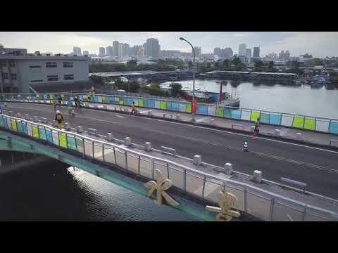 2019第十三屆臺南古都國際馬拉松 空攝/空拍