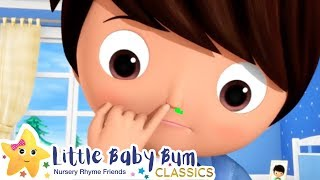 Dont Pick Your Nose Song + More Nursery Rhymes and Kids Songs - Little Baby Bum