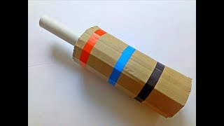 How to Make Smoke Bomb from Cardboard