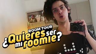 ROOM TOUR HAROLD / ¿Quieres ser mi roomie? REQUISITOS AQUÍ!!