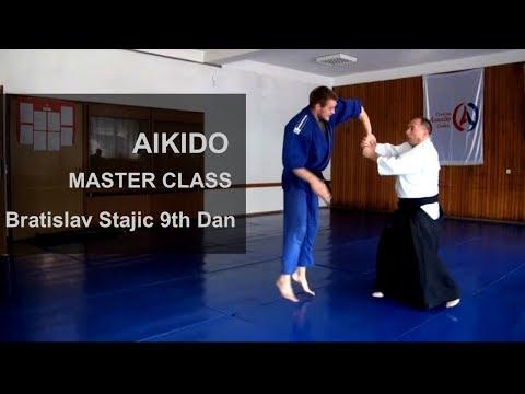 Instruktorski seminar | Internacionalna Aikido Akademija | Bratislav Stajic | Oktobar 2017