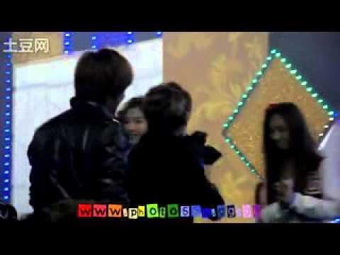 SHINee key SNSD Jessica Yoona 100203 seoul music awards
