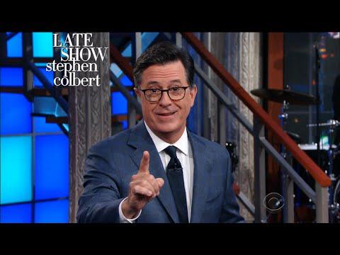 Stephen Stars As Donald Trump Jr. In 'Collusion'