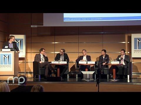 Diskussion: Sport und Medien - Geld, Quote, Gesetze
