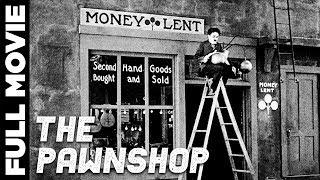 The Pawnshop (1916) Charlie Chaplin, Henry Bergman, Edna Purviance