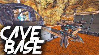 Ark The Island Cave Base Locations