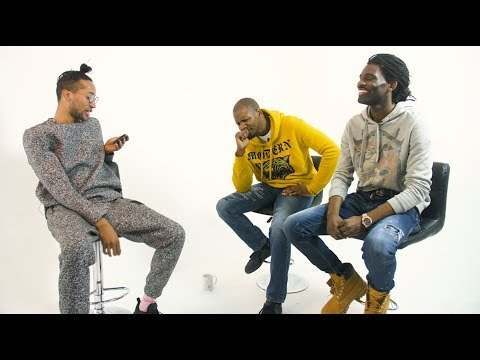Giggs Vs Wretch 32 - The Lyric Quiz (Hosted By Poet)