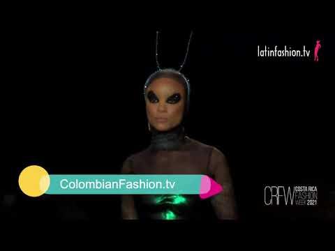 Mauricio Cruz en Costa Rica Fashion Week 2021
