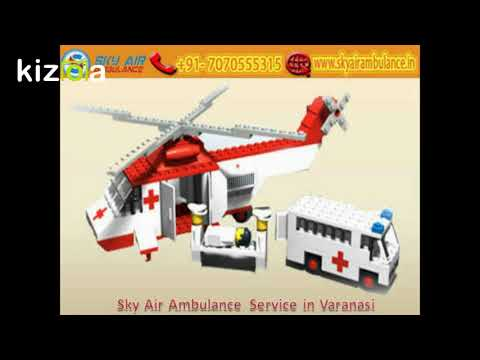 Receive Sky Air Ambulance Service in Bhopal at a Low Price
