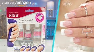 Pro Tests Kiss Brush-on Gel Nail Kit