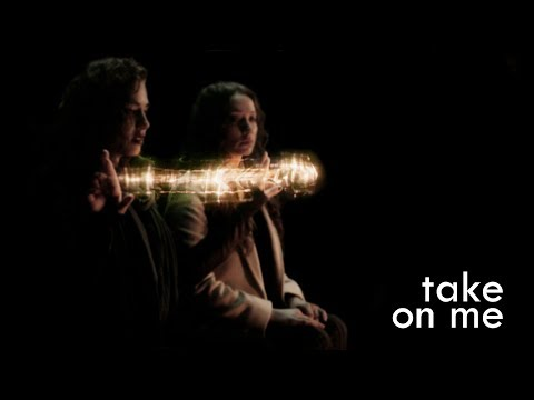 the magicians; take on me