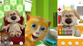 Talking Tom Sings If You're Happy And Know It