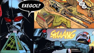 DARTH VADER FINALLY FINDS EXEGOL!(SIDIOUS' PLANET) - Star Wars Comics Explained