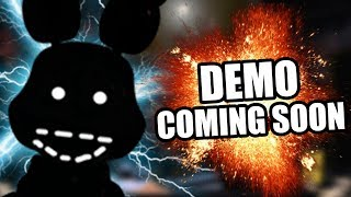 "ULTIMATE CUSTOM NIGHT DEMO - 50/20 IS ""IMPOSSIBLE"" - NEWS NEWS NEWS"