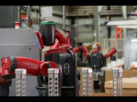 Donnelly Custom Manufacturing Simplifies Complexity with Rethink Robotics' Baxter